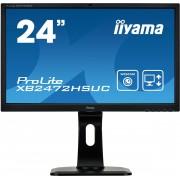 iiyama ProLite XB2472HSUC-B1 LED display 59,9 cm (23.6'') Full HD Flat Mat Zwart