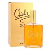 Revlon Charlie Gold eau de toilette 100 ml Donna