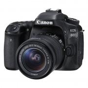 Canon EOS 80D DSLR + 18-55mm f/3.5-5.6 IS STM