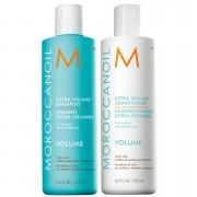 Moroccanoil Extra Volume Shampoo & Conditioner Duo (2x250ml)