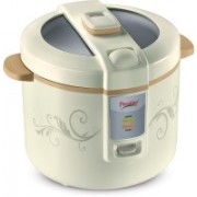 Prestige 41296 Electric Rice Cooker(1.8 L, White)