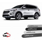 Friso Lateral Personalizado Hyundai Grand Santa Fé