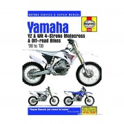 Haynes Guide de réparation Haynes Yamaha spécifique par modèle