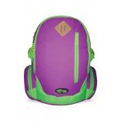 EXTREME4ME Iskolai hátizsák - Lila, zöld