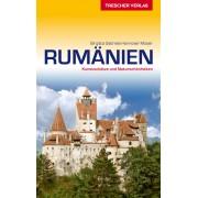 Reisgids Rumanien entdecken - Roemenië   Trescher Verlag