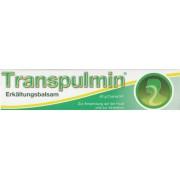 MEDA Pharma GmbH & Co.KG TRANSPULMIN Erkältungsbalsam 40 g