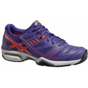 ASICS tennisschoenen Gel Solution Lyte 2 dames paars maat 43,5