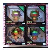Donatello Hello Kitty Teenage Mutant Ninja Turtles TMNT Vinyl Figure