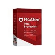 McAfee Total Protection - 1 ano - 3 PCs