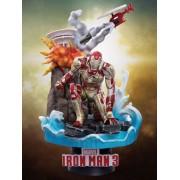 Beast Kingdom Toys Iron Man 3 - Iron Man Mark XLII Diorama - D-Select