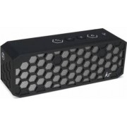 Boxa portabila stereo cu bluetooth KitSound Hive X NFC IPX6 Black