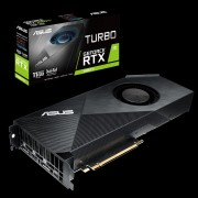 VGA Asus TURBO-RTX2080TI-11G, nVidia GeForce RTX 2080 Ti, 11GB, do 1545MHz, 36mj (90YV0C40-M0NM00)