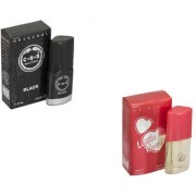Set of 2 C.B.R Black 20ml-Little Heart 20ml Perfume