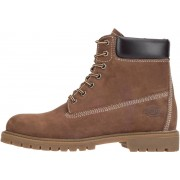 Dickies Fort Worth Stiefel Braun 44