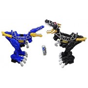 Mighty Morphin Power Rangers MMPR Dino Charge Mega 2 Pack Spino Zord & T-Rex Zord