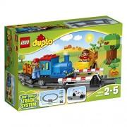 Lego Duplo Track system 10810 (2-5), Multi Color