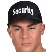 Security - Svart Keps