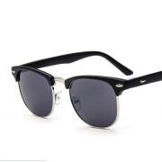 Ochelari de soare rame negre lentile gri ProudDemon