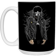 342 - Emirez's Bundle - Sky Fighter - 15 oz. White Mug
