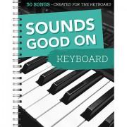Bosworth Sounds Good On Keyboard Libro de partituras