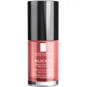 La Roche-Posay Silicium Color Care esmalte de uñas tono 22 Poppy Red 6 ml
