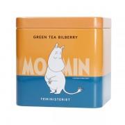 Teministeriet - Moomin Green Tea Bilberry - Ceai Vrac (Loose Tea) 100g