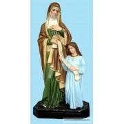 Szent Anna szobor 85 cm