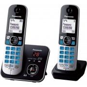 Telefono Inalambrico Panasonic KX-TG6822MEB