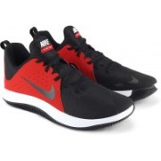 Nike NIKE FLY.BY L Walking Shoes For Men(Red, Black)
