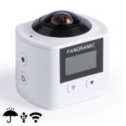 360 fokos Kamera Full HD LCD WIFI 145529