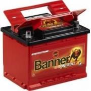 Baterie auto Banner Uni Bull 47AH 390A borna normala