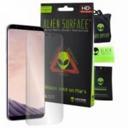 Folie Alien Surface HD Samsung GALAXY S8 Plus protectie ecran + Alien Fiber Cadou