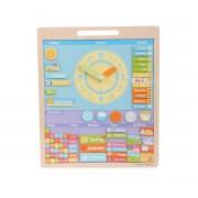 Vremea - Calendar Magnetic In Limba Engleza