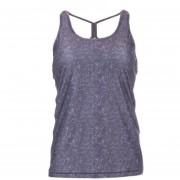 Polera Lotus Flower UVStop T-Shirt Print Azul Lippi