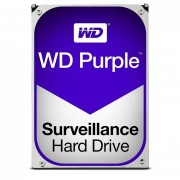 Disco Duro Interno Pc 3.5 Western Digital 6tb Sata 6gbps Dvr - Morado