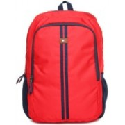 Tommy Hilfiger Kingbridge 20 L Laptop Backpack(Red, Blue)
