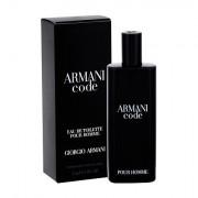Giorgio Armani Armani Code Pour Homme eau de toilette 15 ml Uomo