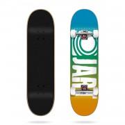 "JART skateboards Classic Mini 7.375"" Jart Complete blue/yellow/green Velikost: 7.375"