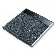 Cantar digital Beurer, 180 kg, LCD, suprafata pietre naturale
