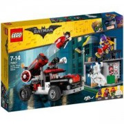 Конструктор Лего Батман - Харли Куин – нападение с гюлета, LEGO Batman Movie, 70921