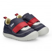 Pantofi Baieti BIBI Grow Naval Cu Clapeta