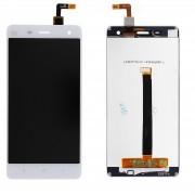 Display completo (LCD/touch/vidro) Xiaomi Mi4 Branco