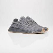 Adidas deerupt runner Grey Three F17/Grey Four F17/Ftwr White