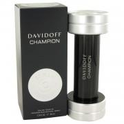 Davidoff Champion by Davidoff Eau De Toilette Spray 3 oz