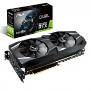 VC, ASUS DUAL RTX2070 OC, 8GB GDDR6, 256bit, PCI-E 3.0