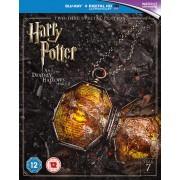 Warner Home Video Harry Potter y las Reliquias de la Muerte Parte 1 2016 -