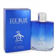 Original Penguin Ice Blue by Original Penguin Eau De Toilette Spray 3.4 oz