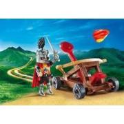 Playmobil Maletín Catapulta de Caballero