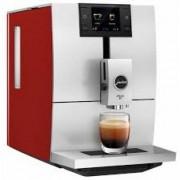 TRANSPORT GRATUIT Expresor automat de cafea Jura ENA 8 sunset red , 15 bari, articol 15255 gama medium GARANTIE 2 ANI
