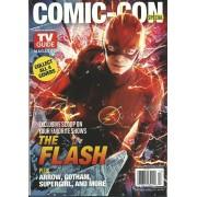 tv guide Comic con 2015 magazine Tv Guide special comic con The Flash